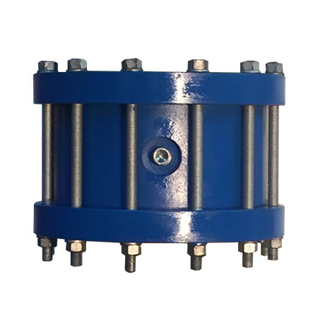 HMP Range Of Hydraulic Pipe Couplings