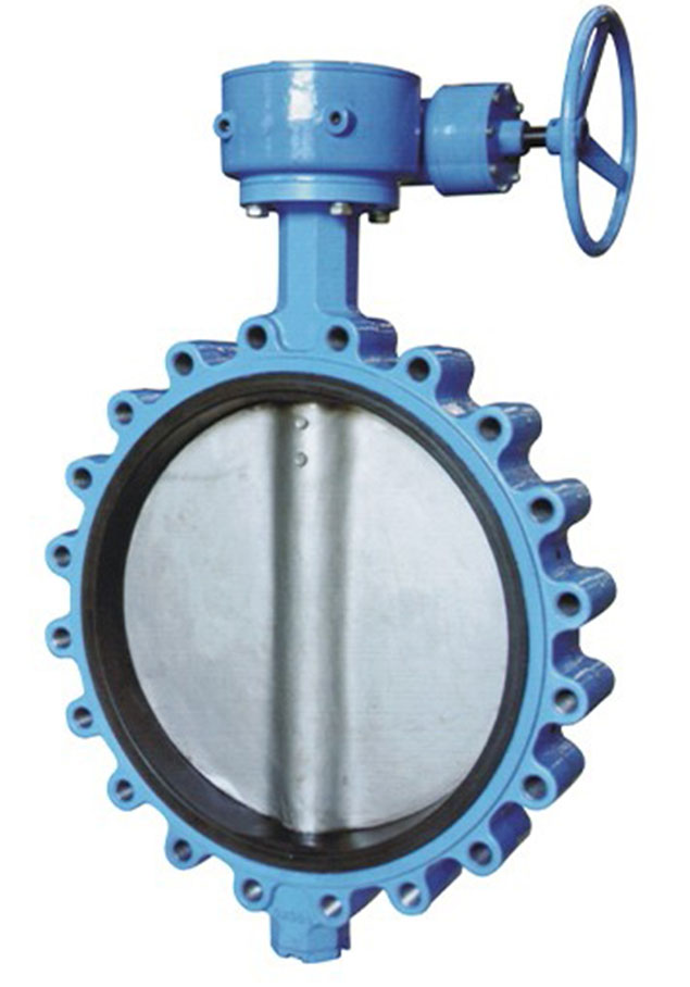 HMP 12A Concentric Wafer Type Butterfly Valves1.2